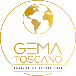 Gema Toscano abogada de extranjería